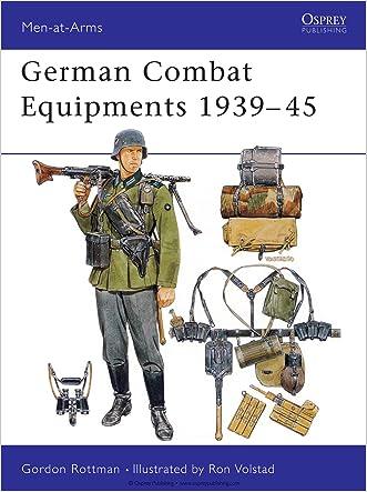 German Combat Equipments 1939-45 (Men-at-Arms)