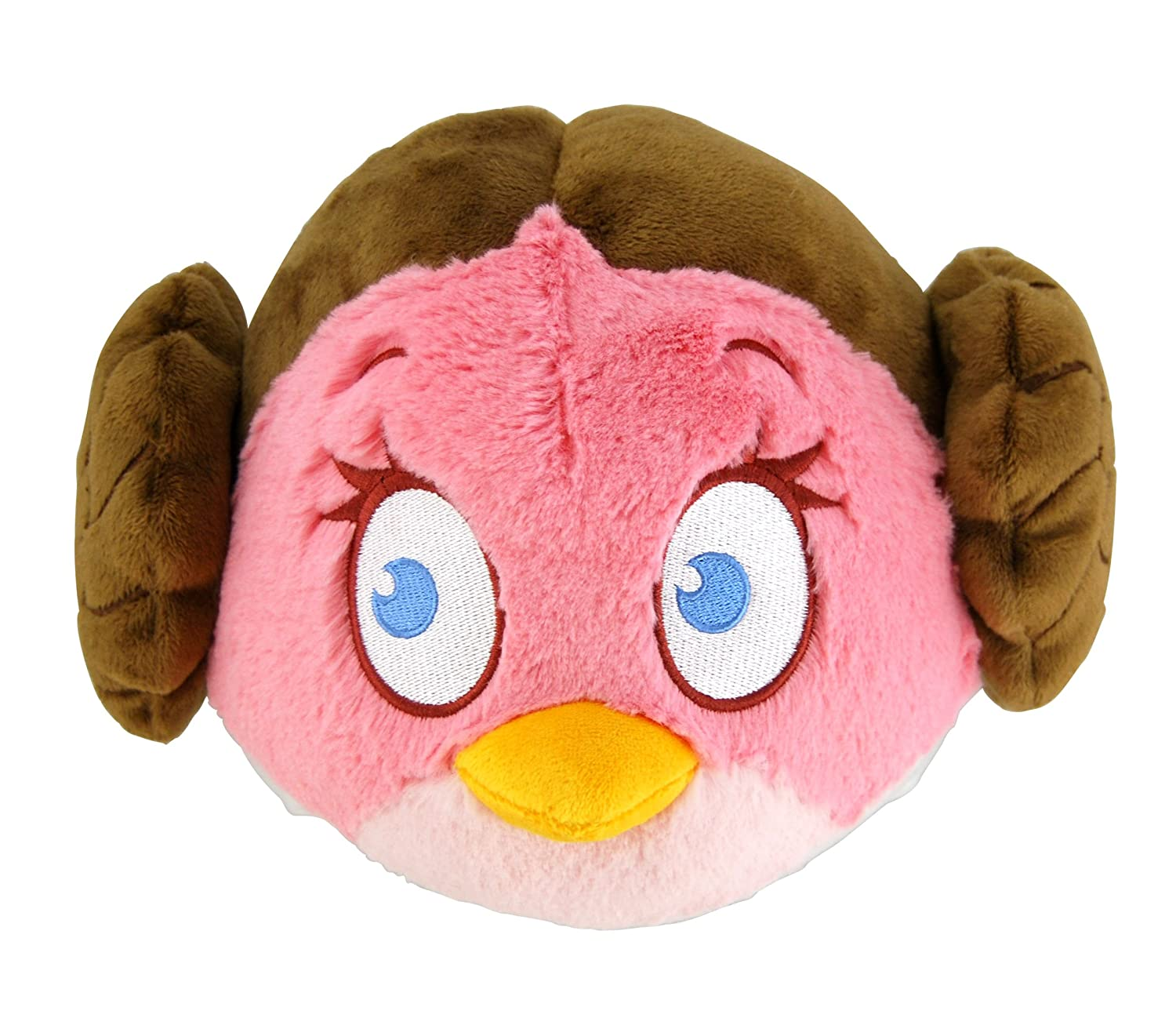 Angry Birds Star Wars 5″ Plush – Leia (Frustration Free) $3.61