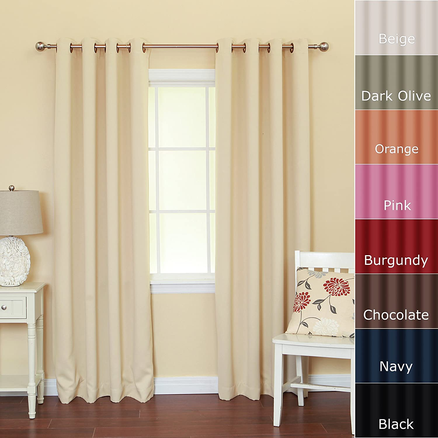 Amazon.com: Draperies & Curtains: Home & Kitchen