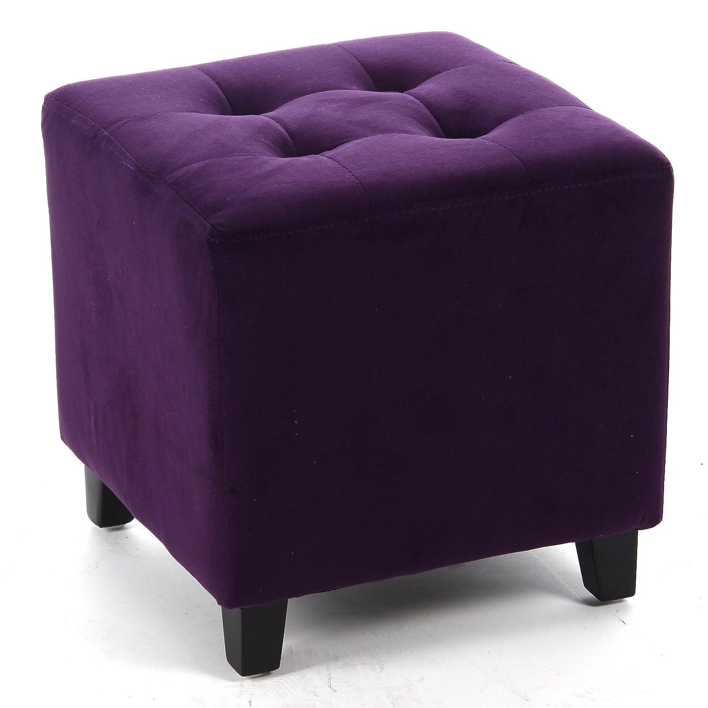 pouf carr noir pas cher. Black Bedroom Furniture Sets. Home Design Ideas