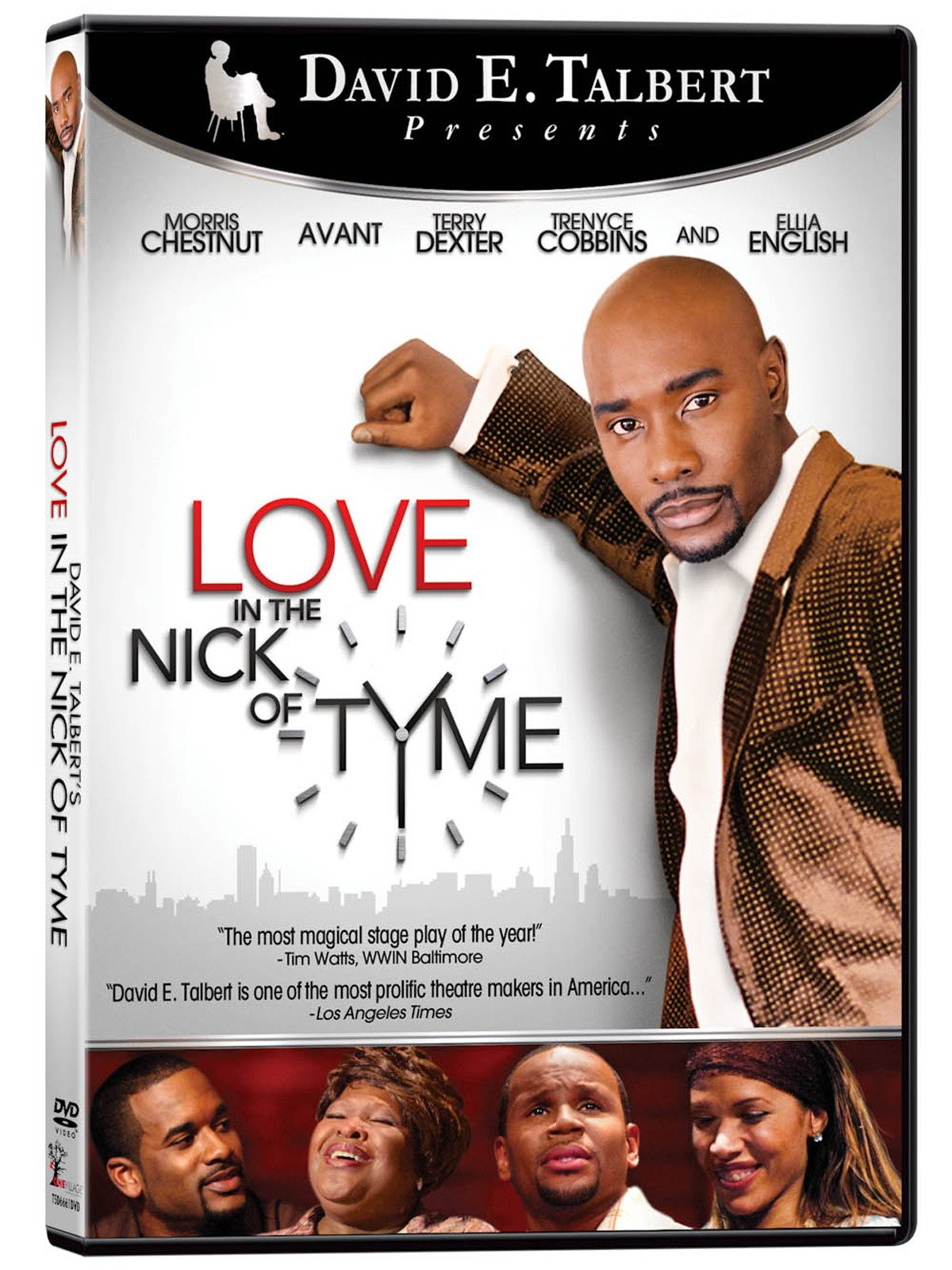 Love in the Nick of Tyme on Amazon Prime Instant Video UK