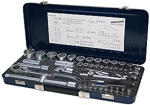 Projahn 4131 Steckschlüsselsatz Xion 1/41/2 Zoll, 54teilig  BaumarktKundenbewertung und weitere Informationen