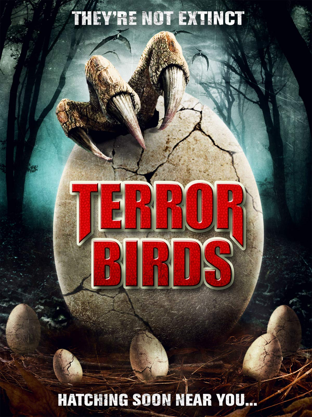 Terror Birds on Amazon Prime Instant Video UK
