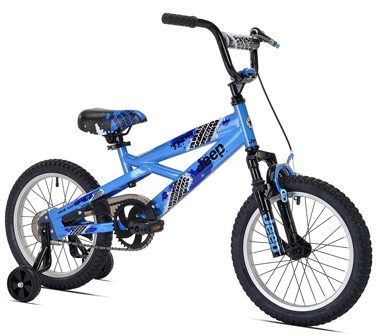 Bikes 16 Inch Jeep Boy s Bike Inch