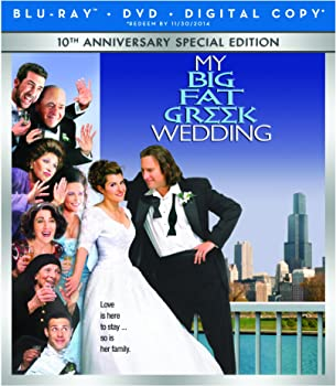 My Big Fat Greek Wedding in Blu-ray