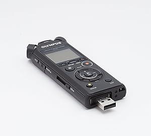 Olympus Linear PCM Recorder Black (LS-P4)
