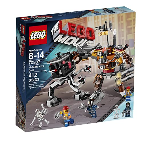 LEGO Movie 70807 MetalBeards Duel