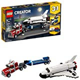 LEGO Creator 3in1 Shuttle Transporter 31091 Building Kit (341 Piece) (Color: Multi)