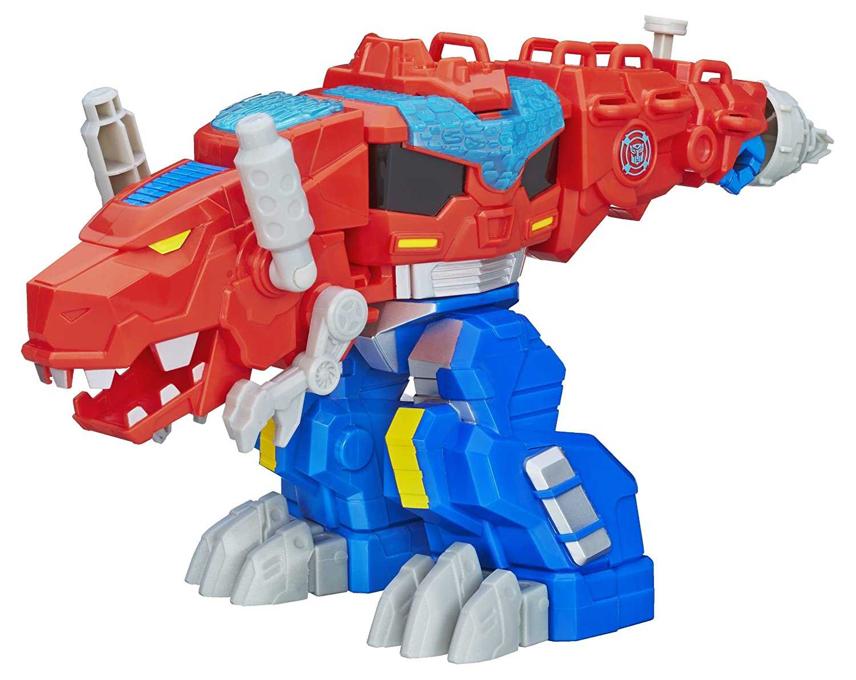 Optimus Prime Rescue Bots