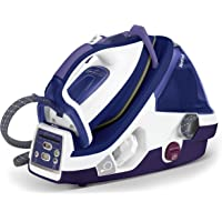 Tefal GV8976 2400W Pro Express Total X-pert Steam Generator Iron (Purple & White)