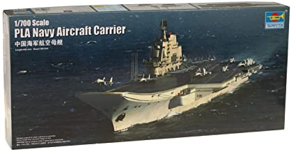 Trumpeter 1:700 - PLA Navy Aircraft Carrier 'Shi Lang' 2012