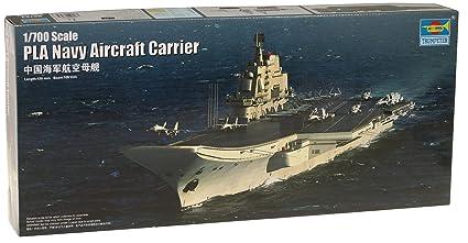 Trumpeter 1:700 - PLA Navy Aircraft Carrier 'Shi Lang' 2012