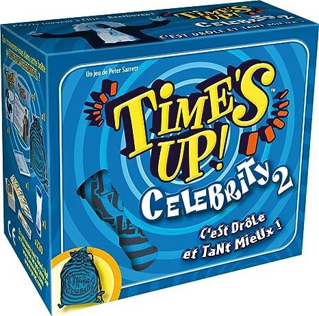 Asmode - TUC2 - Jeu d'Ambiance - Time's Up! Celebrity 2 - Bleu