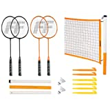 Franklin Sports Classic Badminton Set