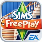 The Sims Freeplay (Kindle Tablet Edition) ~ Electronic Arts Inc.