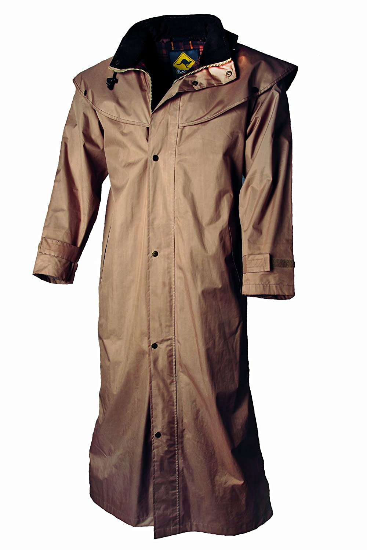 Scippis – Stockman Coat (Rain Wear) – Schwarz, Large online bestellen