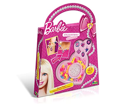 Canal Toys - 04156 - Bijou Et Cosmétique - Barbie Charms Party