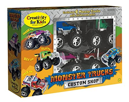 Custom Monster Truck Toys Monster Truck Custom Shop