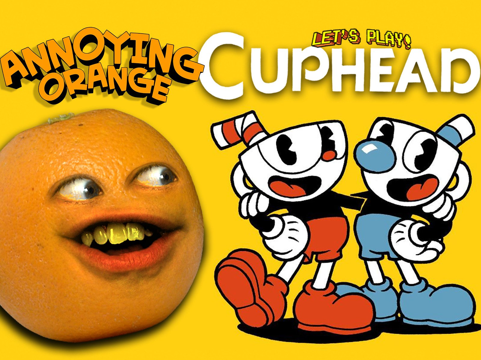 Clip: Annoying Orange Let's Play Cuphead - Season 1