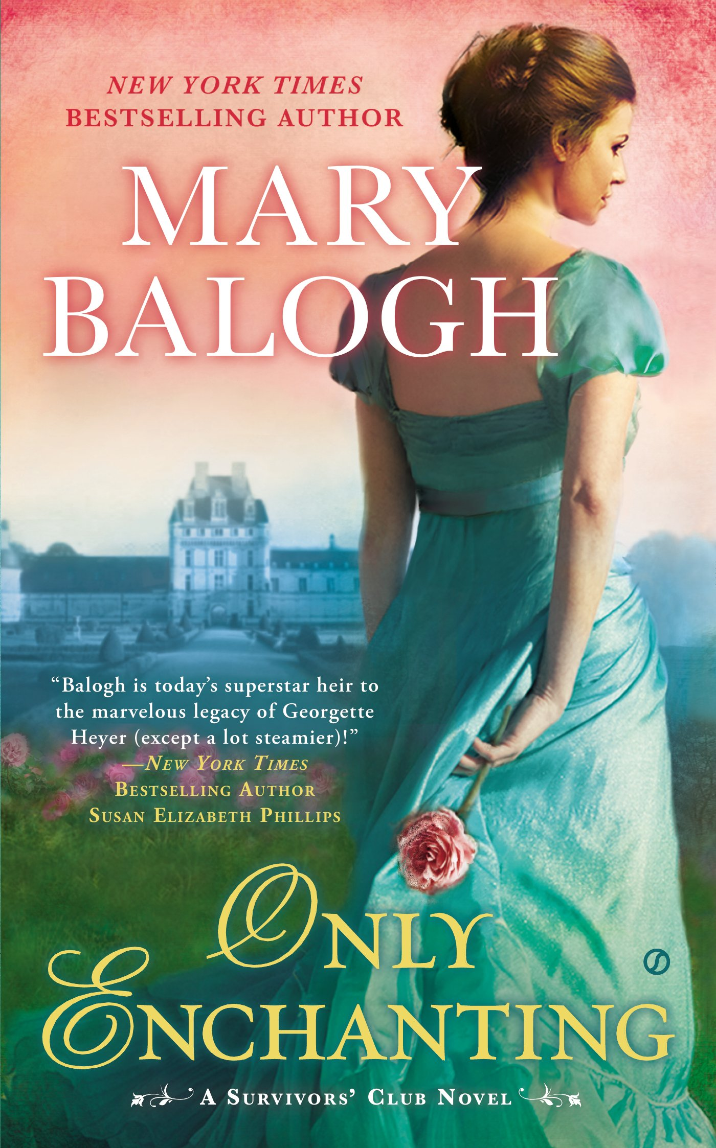 Only Enchanting (Survivor's Club)  - Mary Balogh