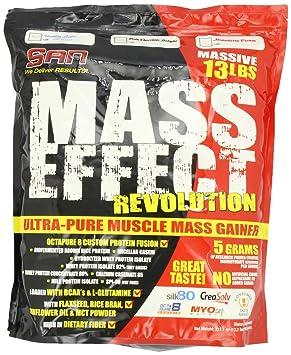 San Mass Effect Vanilla, 1er Pack (1 x 5.987 kg)