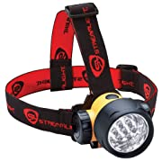 Streamlight 61052 Septor LED Headlamp with Strap