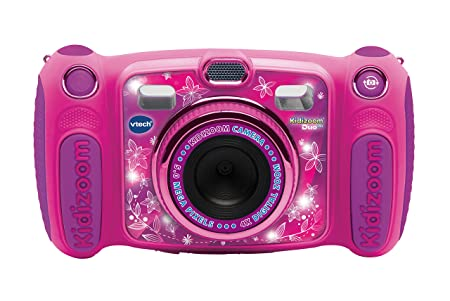 VTech - 507155 - Kidizoom Duo 5.0 - Rose