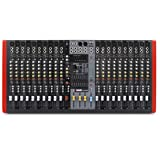 NOVIK NEO Mixer NVK-20M USB 20 CHANNEL MIXER, MP3 player, Compatible with USB and SD memories, DSP with 99 internal effects, 3 Stereo channels, Graphic Equalizer (Color: Black, Tamaño: NVK-20M)