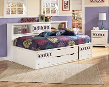Zayley Storage Bed Twin