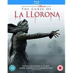 The Curse of La Llorona [Blu-ray] [2019]