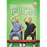 Healing Exercise Sitting Tai Chi DVD - Basic Tai Chi Exercises To Rejuvenate, Energize and De-Stress; for Beginners, Seniors, And Those With Arthritis, Joint Pain, Back Pain and More