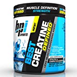 BPI Sports Best Creatine Defined Lean Muscle Hardening Agent, Blue Crush, 10.58 Ounce (Color: Blue Crush, Tamaño: 300 Grams)