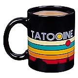 Star Wars Tatooine Ceramic Coffee Mug - 11 oz (Color: Tatooine)
