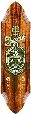 Arbor Vugenhausen Grip Tape Topsheet Longboard Deck