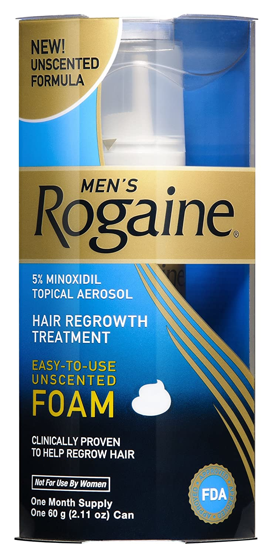 Hair Loss Propecia Rogaine Foam