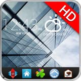 HTC Sense 5 Multiple Launcher HD Theme