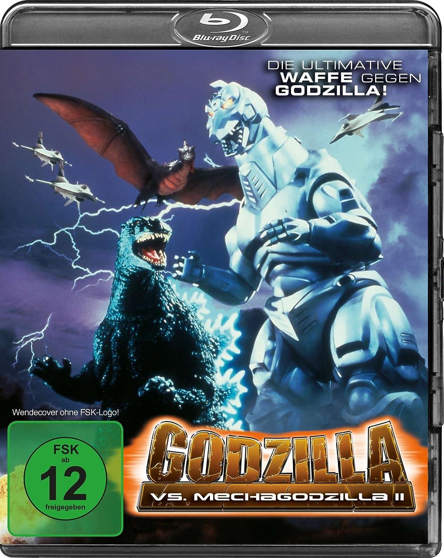 Godzilla against Mechagodzilla 2, Blu-ray