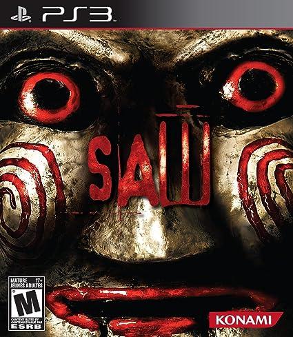 Descargar juego Saw para PS3 en español
