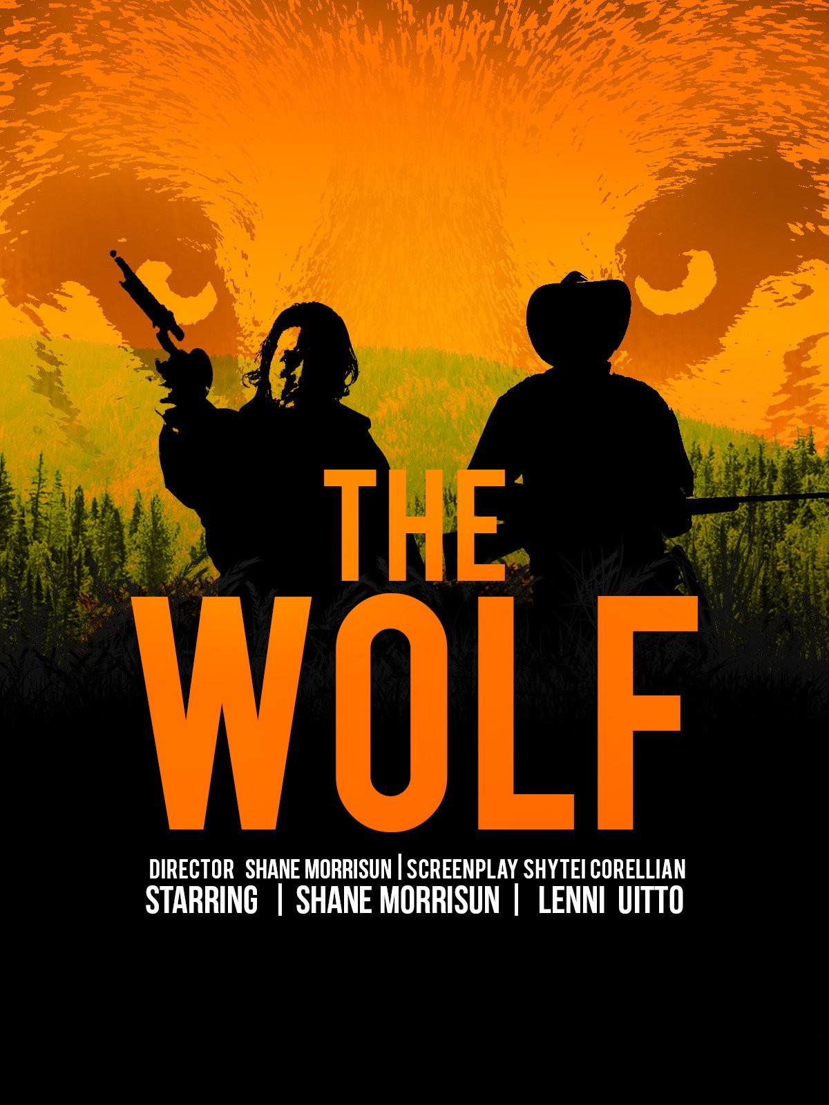 The Wolf on Amazon Prime Video UK