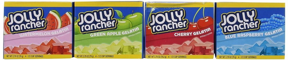 how to make jolly rancher jello