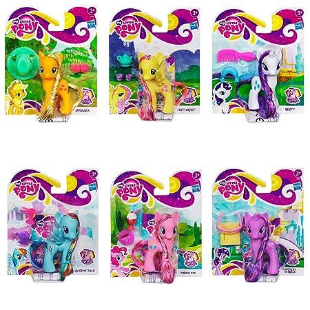 My Little Pony - A4075E240 - Poupée - Poney Ami - Masquerade Sunset Shimmer