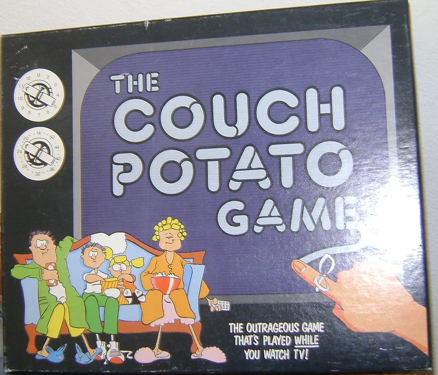 The Couch Potato Game