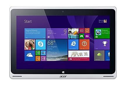 "Acer NT.L6KEG.002 Tablette tactile 10,1"" (25,65 cm) (64 Go, Windows 8.1, Argent)"