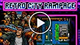 CGR Undertow - RETRO CITY RAMPAGE Review For Nintendo...