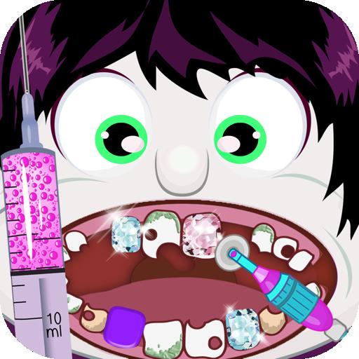 Doctor & Dentist Vampires - Virtual Kids Dental And Med School