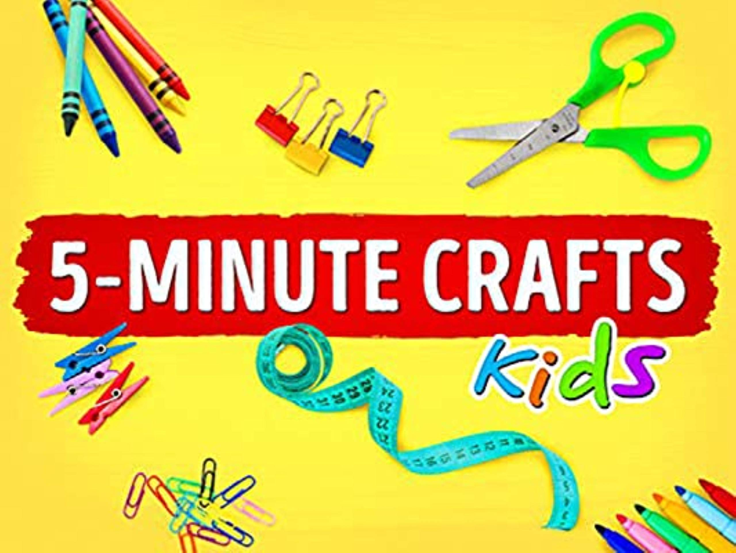 5 Minute Crafts Kids on Amazon Prime Video UK