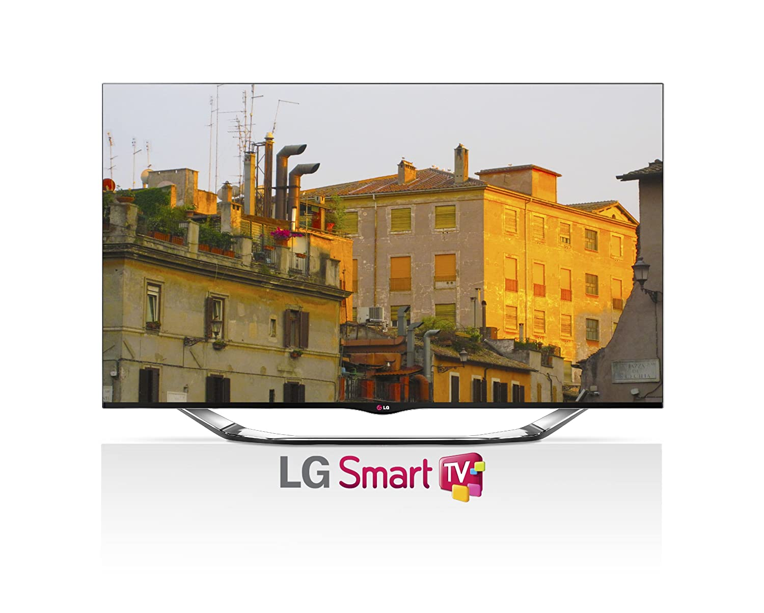 LG Black Friday in July. Free LG 26-inch LED HDTV with Purchase of Qualifying LG 60LA8600
