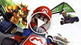 Classic Game Room - MARIO KART 7 Review For Nintendo...