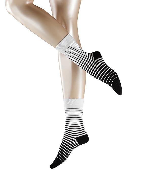 Falke Women's 1 Pair Cotton Degradee Striped Socks