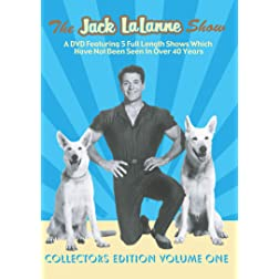 Jack Lalanne Collector's Series Volume 1